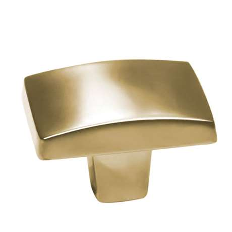 ELITE Matte Gold, Part# 3252 — Knob: Single hole