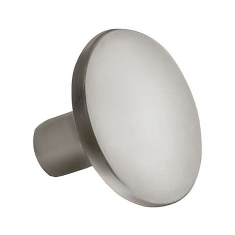 CONTEMPO ROUND Brushed Chrome, Part# 3283 — Knob:
