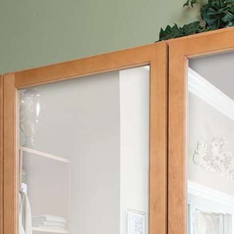 MIRRORED DOOR INSERTS