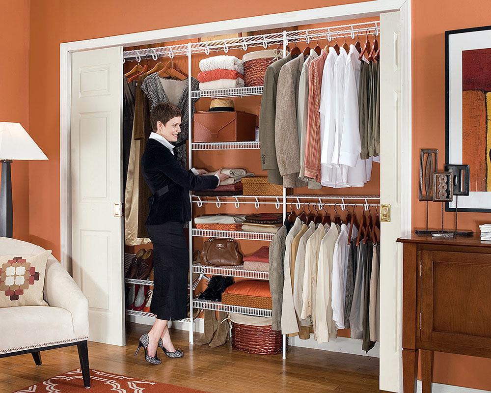 Closet Storage Organizers